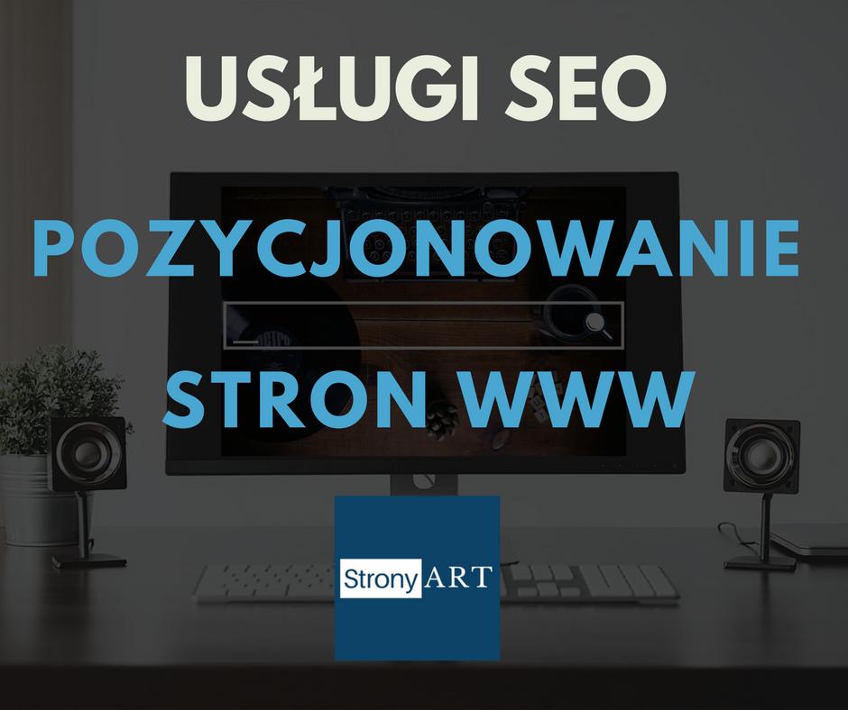 pozycjonowanie stron www, SEO, stron internetowych, Kraków SEO